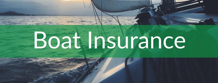 Boat Insurance Dade City, FL