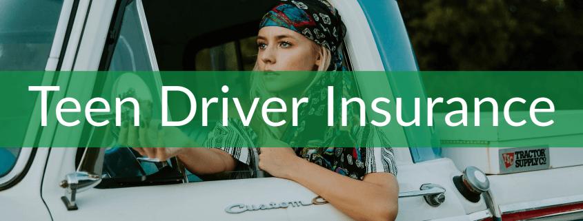 Teen Driver Insurance Dade City, FL